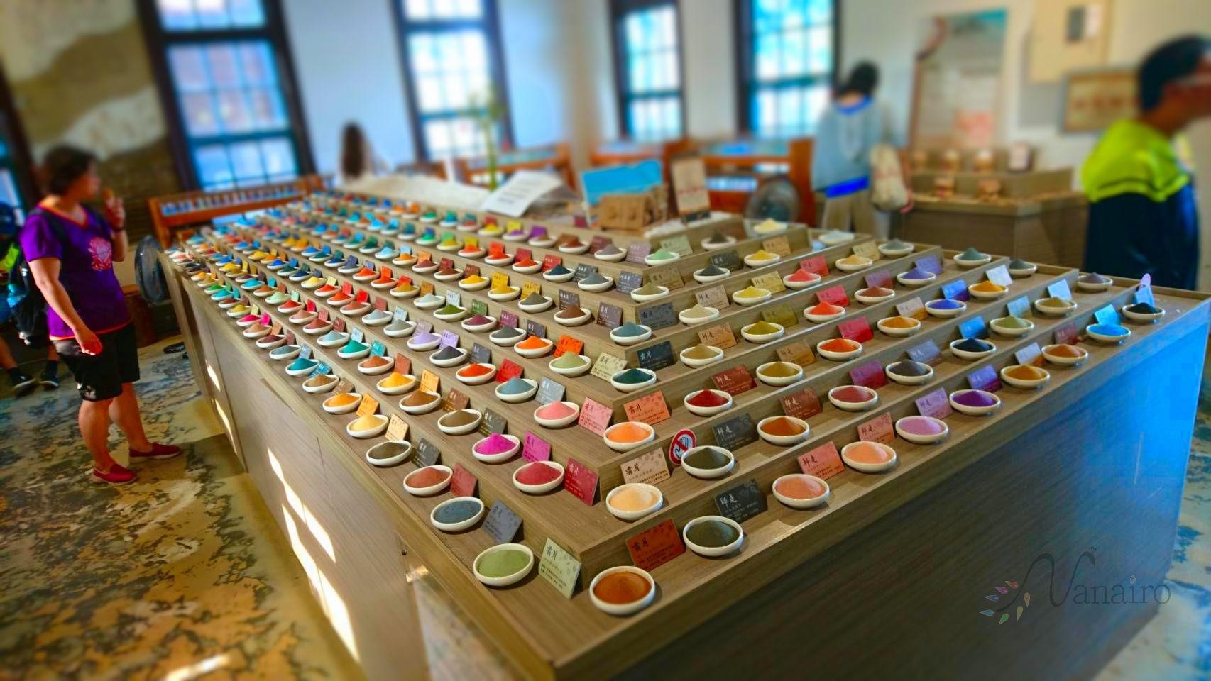 台湾のおすすめお土産 夕遊出張所の『366色誕生日塩』