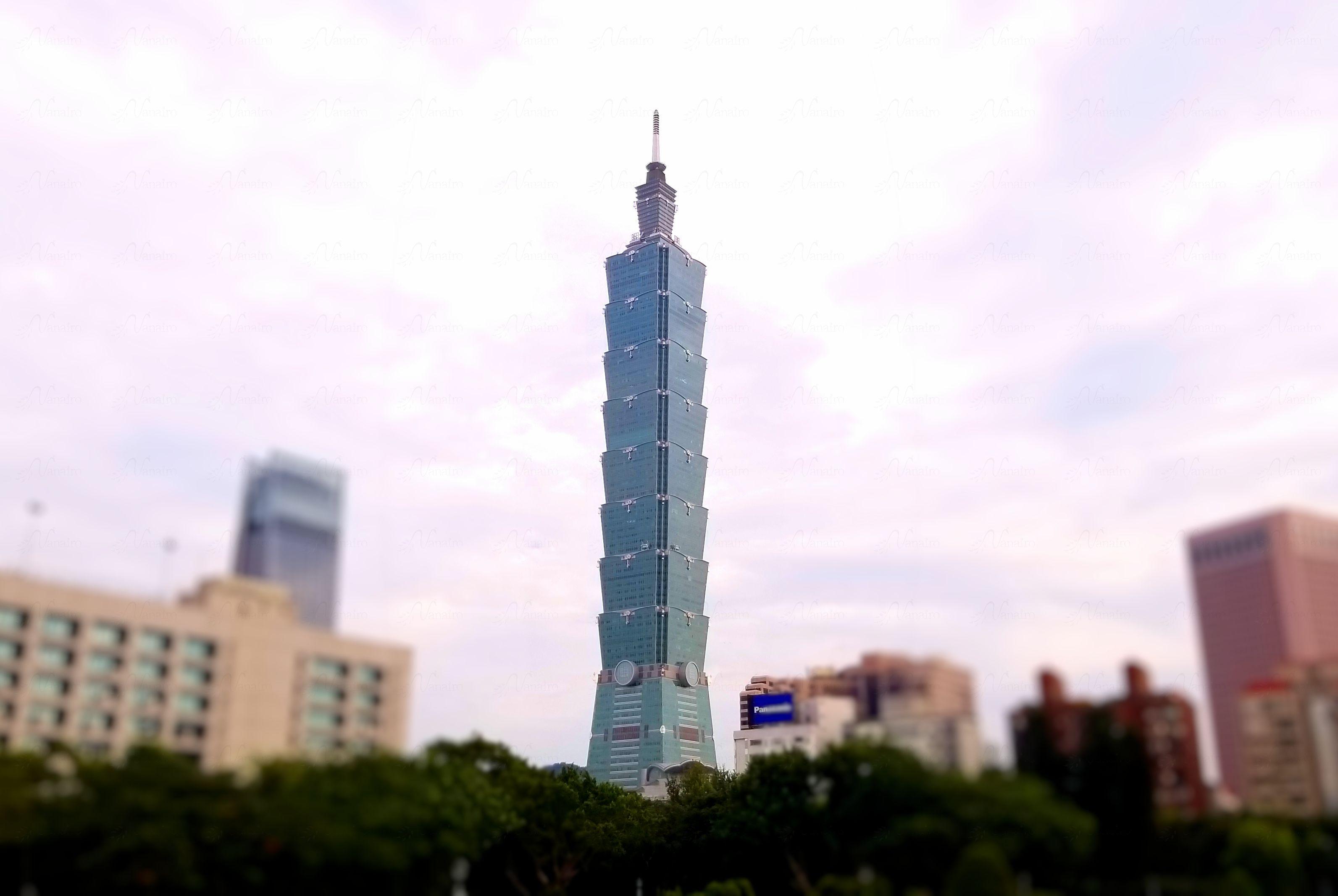 台湾旅行で台北101の展望台は上るべき?101の特徴と見所を紹介
