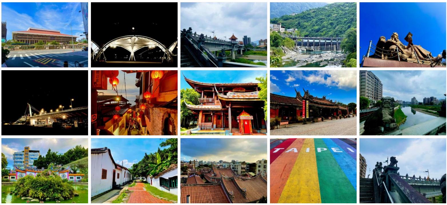 台湾写真一覧